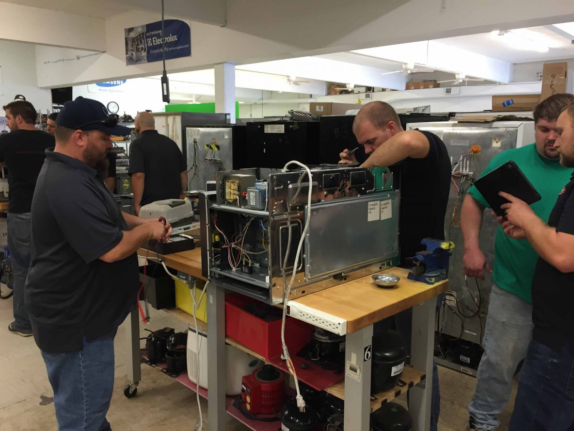 Appliance Repair Training A Great Career Choice Fred S