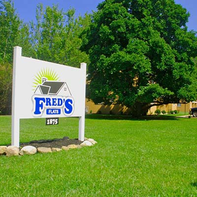 fred's flats