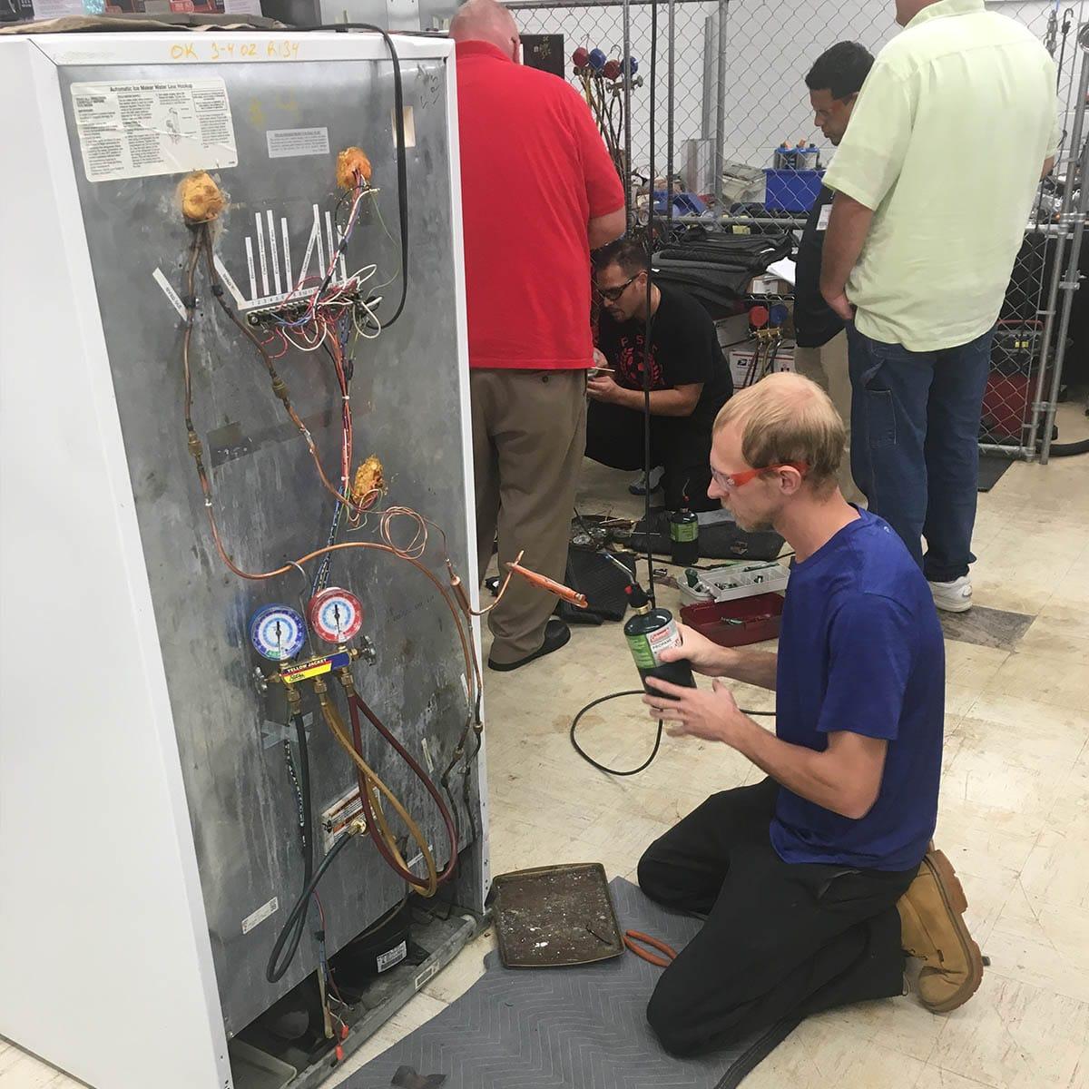 Single Week Course - Basic Refrigeration
