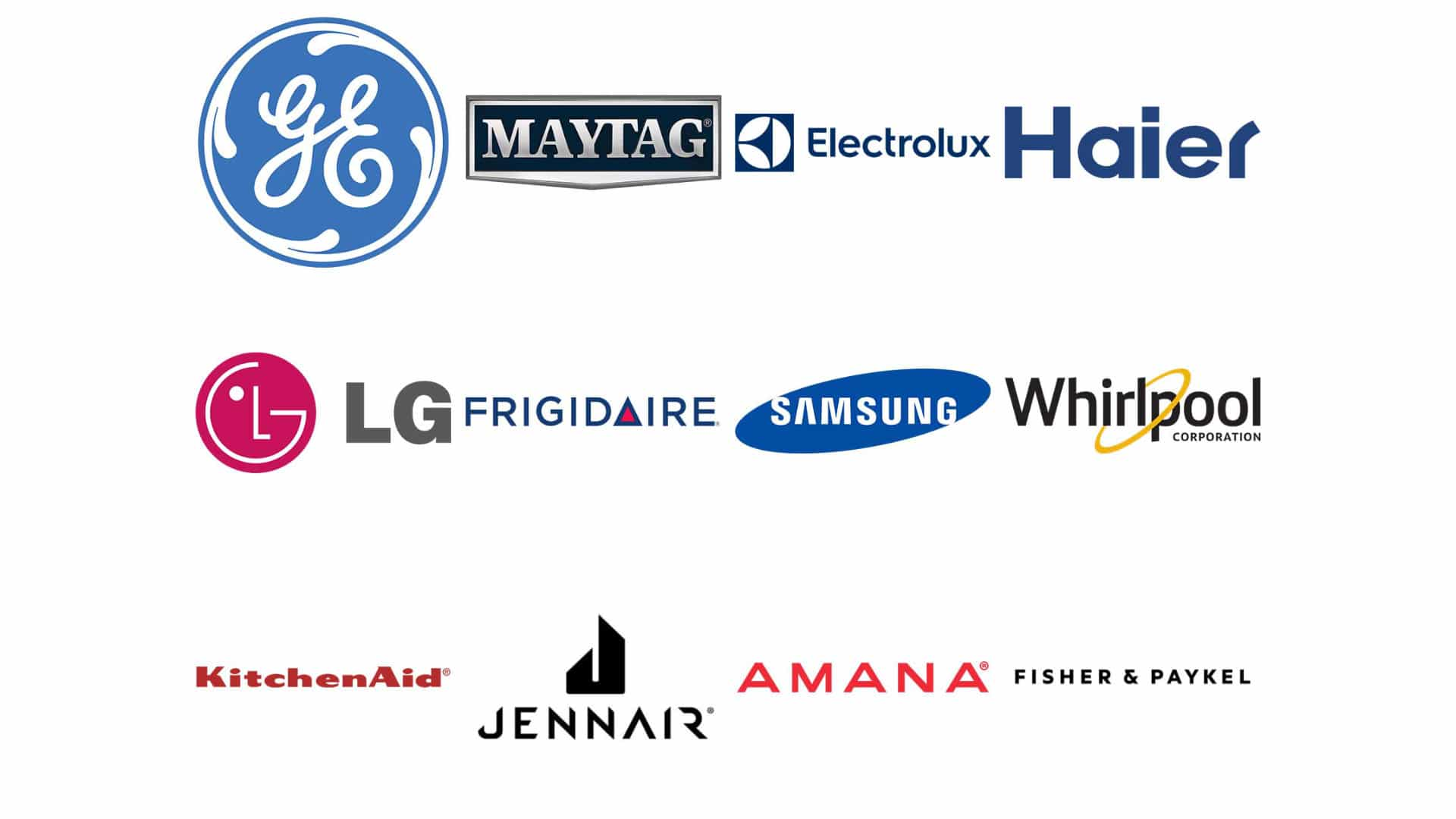 Appliance Brands Who Owns Who Fred S Appliance Academy