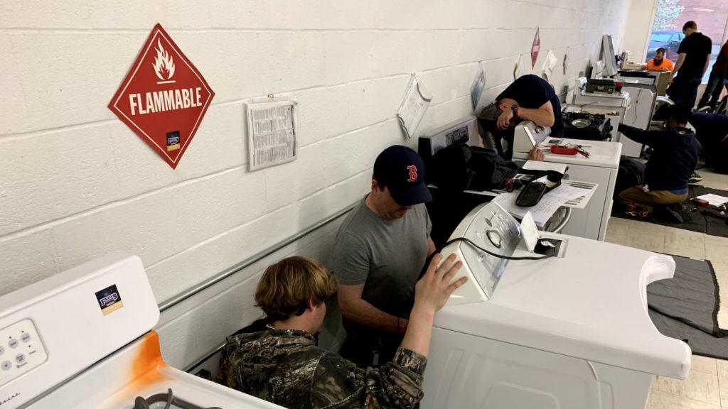 Build Your Appliance Repair Career