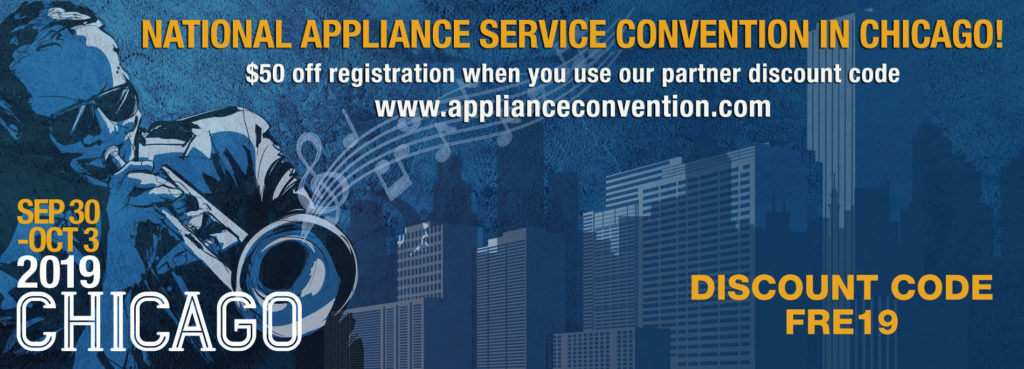 National Appliance Service Convention