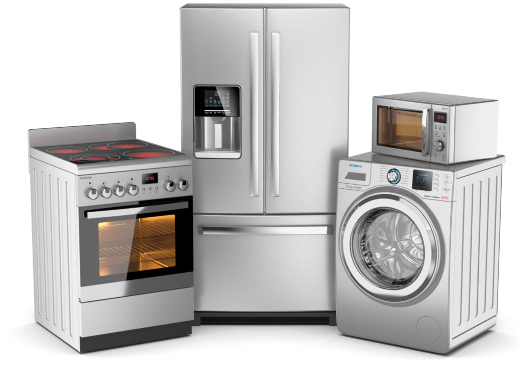 The Appliances You Will Learn to Repair in Fred's Basic 3-Week Class