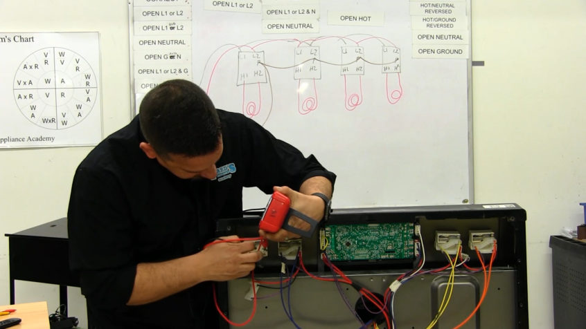 How to Test Infinite Switches in Electric Ranges | Fred's ... Wiring Diagram Robertshaw Infinite Switch on fuel pump circuit diagram, 2 pole switch diagram, installing three-way switch diagram, infinite heat switch, infinite switch for stove, ge oven xl44 parts diagram, gm fuel pump connector diagram, three switches one light diagram, infinite switch assembly, infinite switch with thermostat, infinite switch internal diagram,