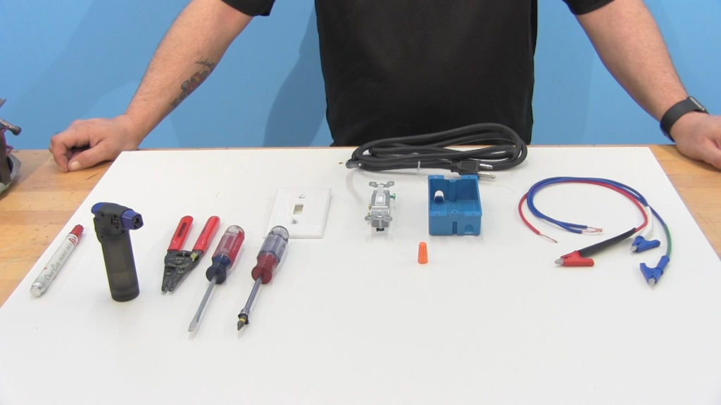 How to Assemble a 120-volt Auxiliary Power Supply for Appliance Repair Diagnostics