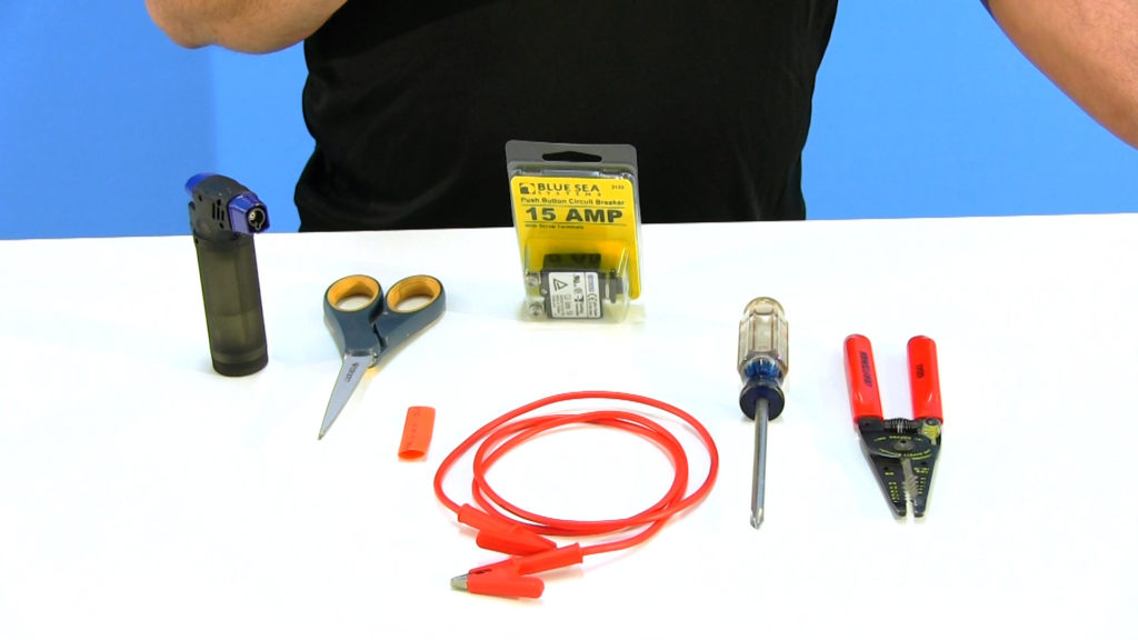 How to Assemble a Mini Resettable Fuse for Appliance Repair Diagnostics