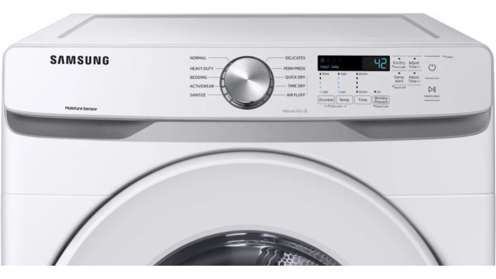 Why is Your Samsung Dryer Not Working and Drying the Clothes?
