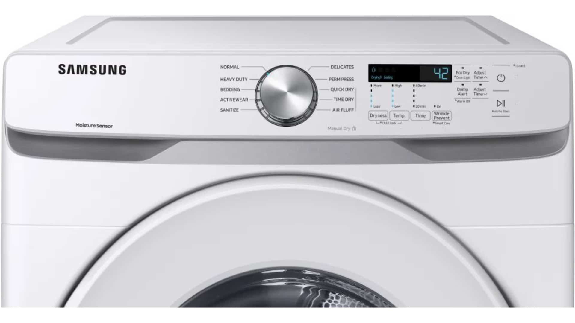 Why is Your Samsung Dryer Not Working and Drying the Clothes? - Fred's  Appliance Academy