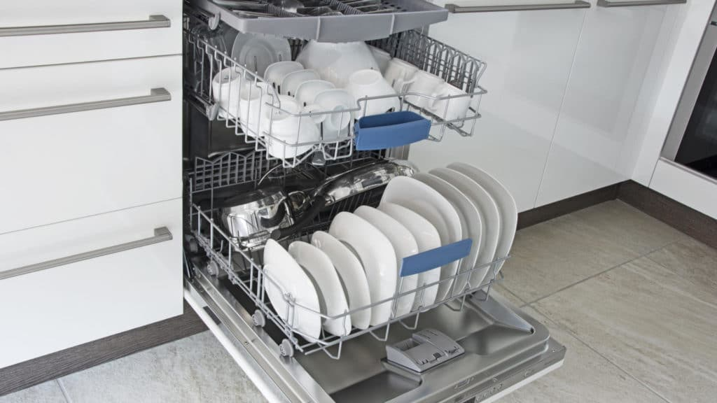 Why Your Dishes Are Coming Out of Your Dishwasher Wet