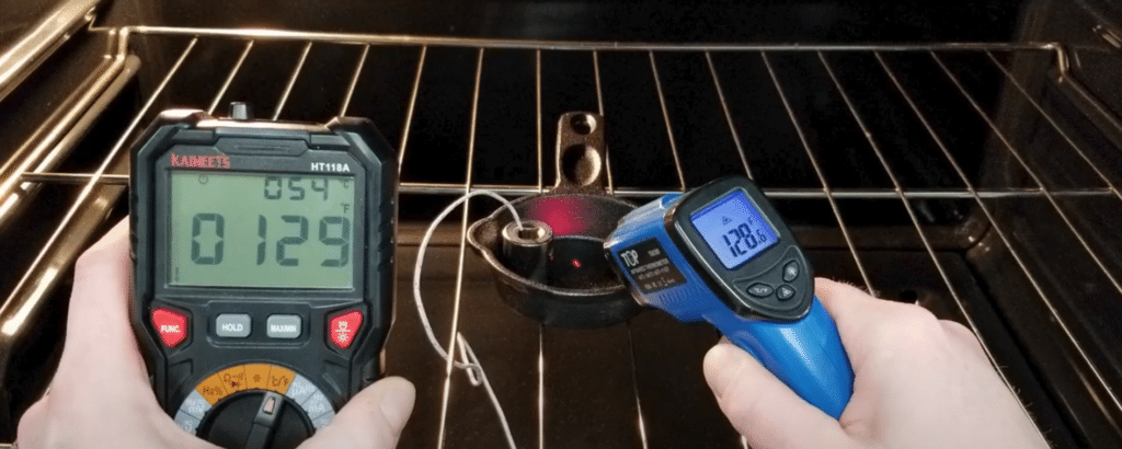 How to properly test your range or oven temperature